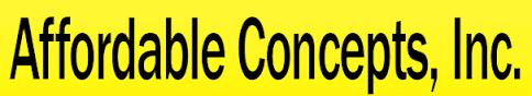 Affordable Concepts Inc.